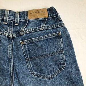 Vintage Tapered High Waisted mom jeans denim